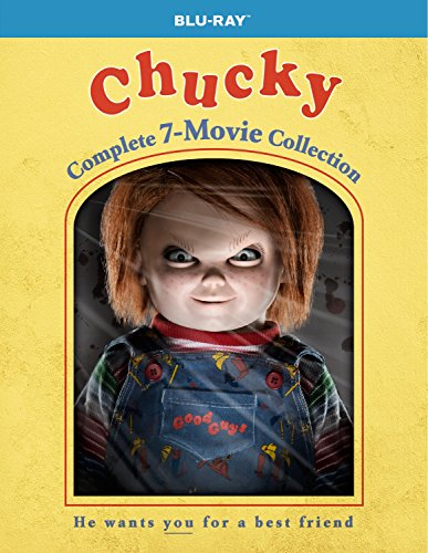 Chucky: Complete 7-Movie Collection [Blu-ray] -