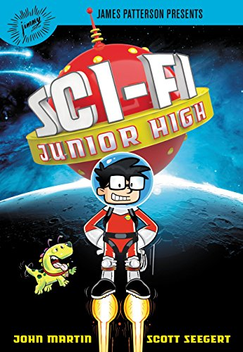 Sci-Fi Junior High by [Seegert, Scott, Martin, John]