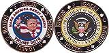 Donald Trump Make America Great - Presidential Seal Card Guard