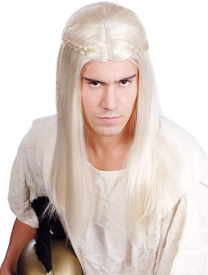 Amazon.com: Viking Legolas Elf Color Blonde - Enigma Wigs ...