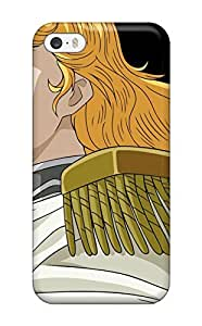 Waterdrop Snap-on Wolfgang Mittermeyer - Legend Of The Galactic Heroes Case For Iphone 5/5s