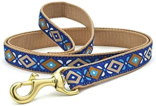 product image for Up Country Aztec Blue Dog Leash