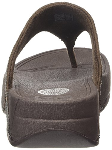 Fitflop Electra Classic - Sandalias Mujer Marrón - Brown (Bronze 012)