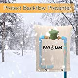 """NASUM Pipe Insulated Pouch, 16"""" W x 20"""" H"""