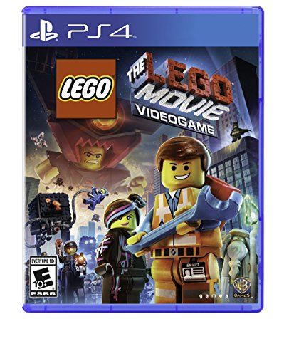 The LEGO Movie Videogame - PlayStation 4 (Best Non Violent Games)