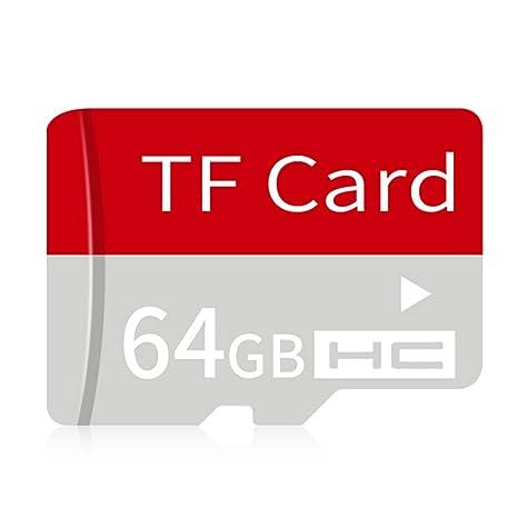 Tarjeta de Memoria de Tarjeta Micro SDHC Clase 6 TF tamaño ...