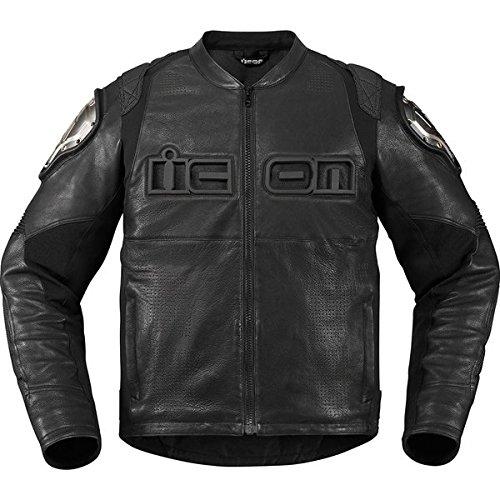 [해외] ICON 아이콘 TIMAX JACKET 라이딩 재킷 스텔스 XL
