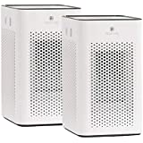 Medify MA-25 Air Purifier with H13 HEPA filter - a higher grade of HEPA for 500 Sq. Ft. Air Purifier | Dual Air Intake…