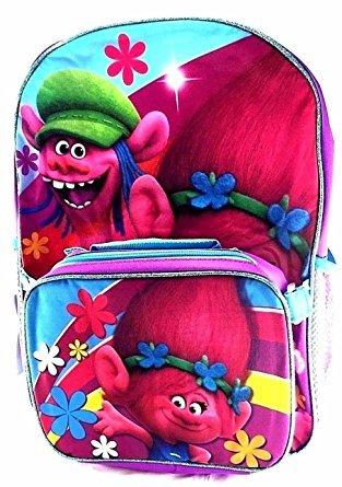 Dreamworks Trolls Copper Backpack Detachable product image