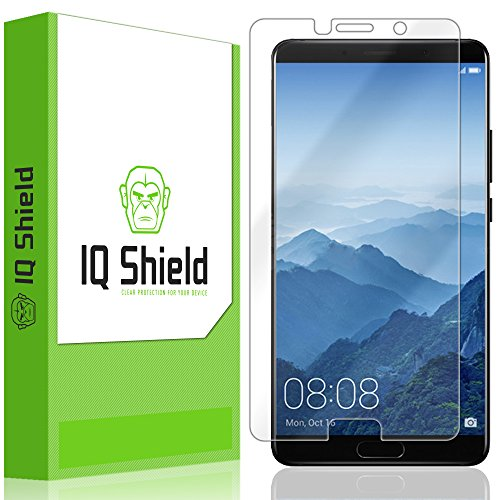 IQ Shield Screen Protector Compatible with Huawei Mate 10 LiquidSkin Anti-Bubble Clear Film