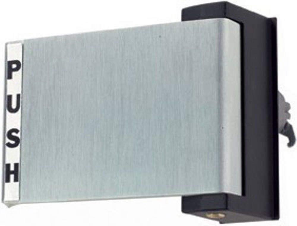 Push Paddle Handle for Adams Rite Storefront Doors Aluminum Push to Right Choose Handing