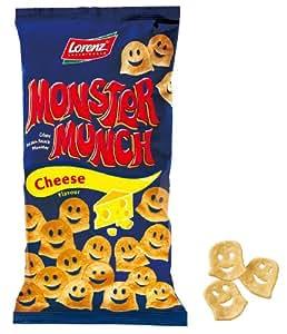 Lorenz Monster Munch Cheese - 75 g