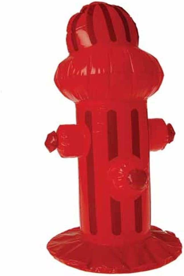 U.S. Toy IN375 Inflatable Fire Hydrant