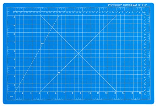 - Dahle Vantage 10691 Self-Healing 5-Layer Cutting Mat Perfect for Crafts and Sewing 12