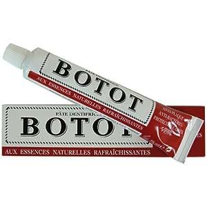 Botot Natural European Toothpaste 75 ml.