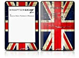 Painted Faded and Cracked Union Jack British Flag - Decal Style Skin fits Amazon Kindle Paperwhite (Original)