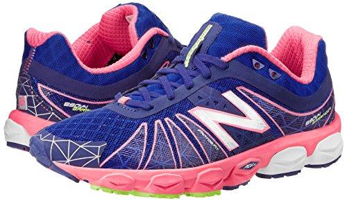 888098239911 - New Balance Women's W890 Neutral Light Running Shoe,Blue/Pink,11 B US carousel main 5