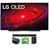 LG OLED77CXPUA 77-inch CX 4K Smart OLED TV with AI
