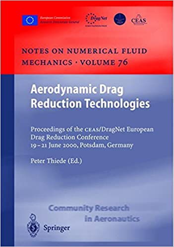 Descarga gratuita de libros electrónicos en inglés.Aerodynamic Drag Reduction Technologies: Proceedings of the CEAS/DragNet European Drag Reduction Conference, 19-21 June 2000, Potsdam, Germany (Notes ... Fluid Mechanics and Multidisciplinary Design)