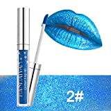 XEDUO Fashion Waterproof Long Lasting Liquid Velvet Matte Lipstick Makeup Lip Gloss Lip for Women (02#)