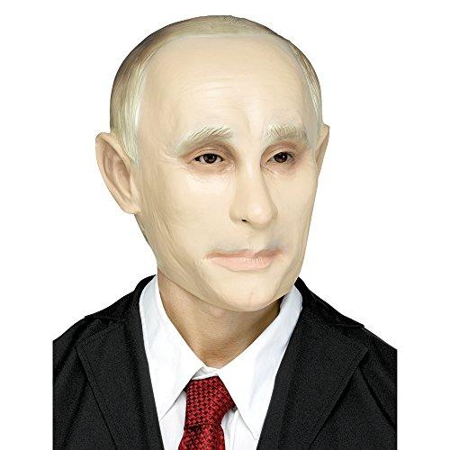 Fun World Men's Putin/Political Mask, Multi -