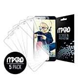 Sky Devices 6.0Q Screen Protector, Ultra Clear 5-Pack - MPERO