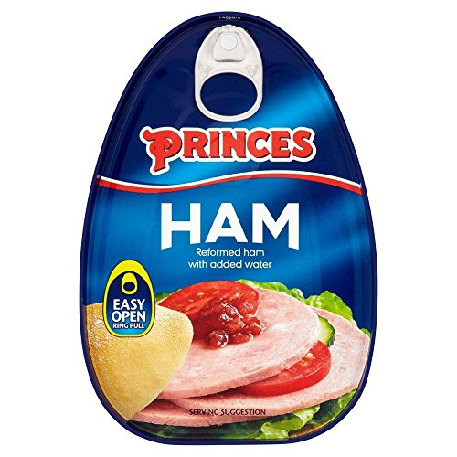 Princes Pear Shaped Ham (325g) by Princes