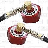 Bergs System HND1.2CD Bergs II Dual W/Hose & Cap for