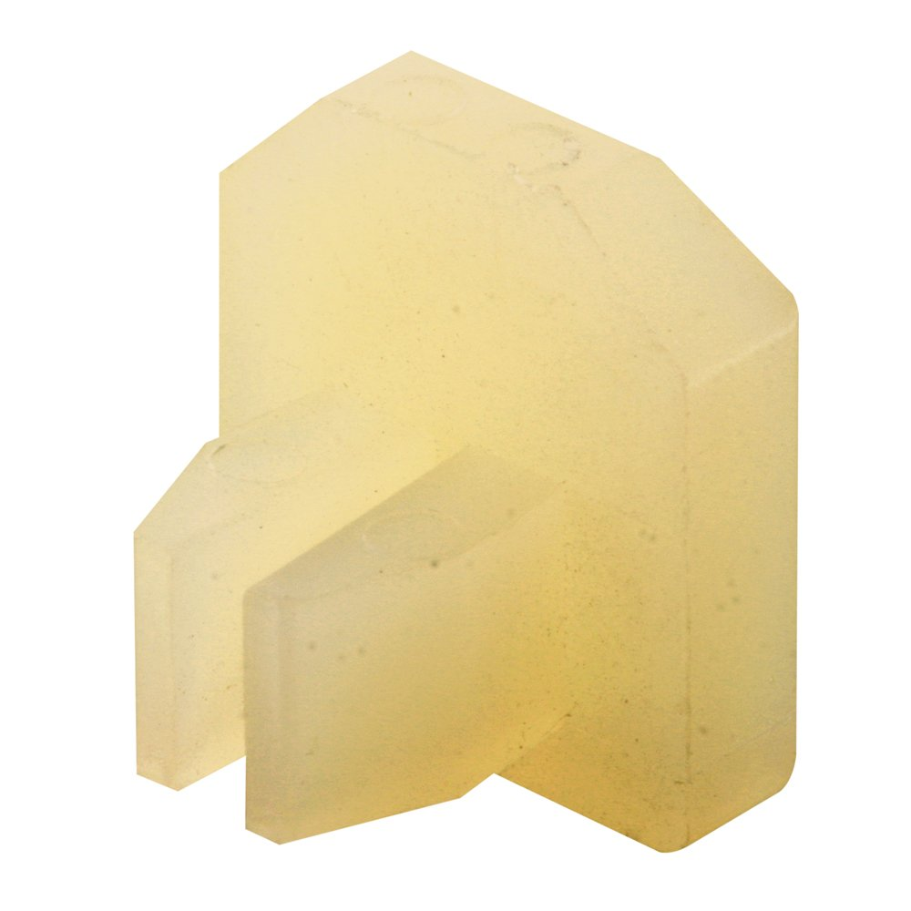 Pack of 4 Nylon, Anti-Rattle Button Prime-Line Products D 1717 Sliding Door Top Guide