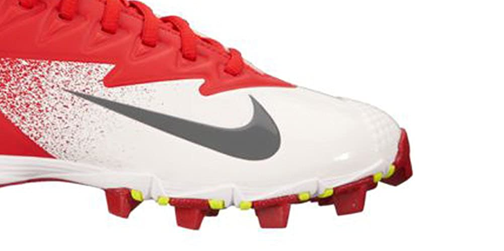 Nike Boys Vapor Ultrafly Keystone Baseball Cleat University Red//Bright Crimson//White Size 3 M US GS