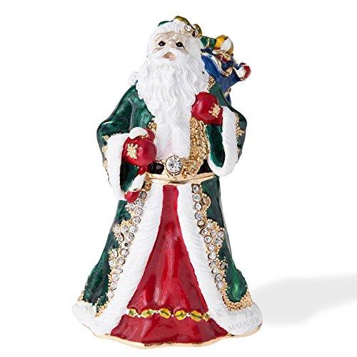 Matashi Santa Ornament, Gifts, Multicolored