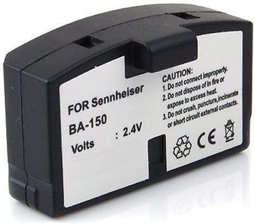 A Set 500 RS-85 A200 Premium Battery for Sennheiser IS 300 SET- 20 HDI 302