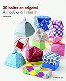 """Afficher """"30 boîtes en origami"""""""