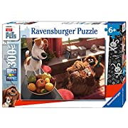 Amazon Lightning Deal 96% claimed: Ravensburger The Secret Life of Pets Puzzle (300 Piece)