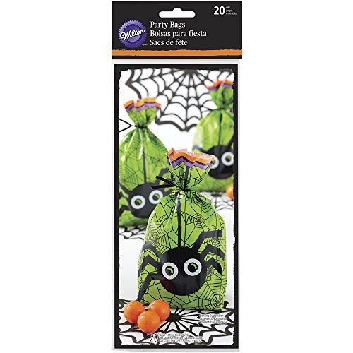 Wilton Halloween Treat Bags 20-Count ()