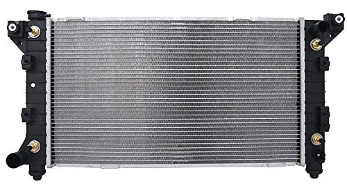 WIGGLEYS RADIATOR CH3010165 FITS 96 97 98 99 00 PLYMOUTH VOYAGER CHRYSLER TOWN & COUNTRY DODGE CARAVAN (Voyager Town & Country Caravan)