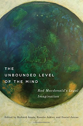 The Unbounded Straight of the Mind by Richard Janda (2015-05-01)