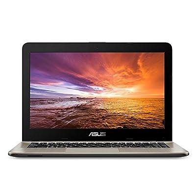 "2018 ASUS VivoBook 14"" Ultra-Slim FHD Ultrabook Laptop Computer"