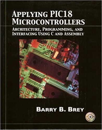 APPLYING PIC18 MICROCONTROLLERS EBOOK