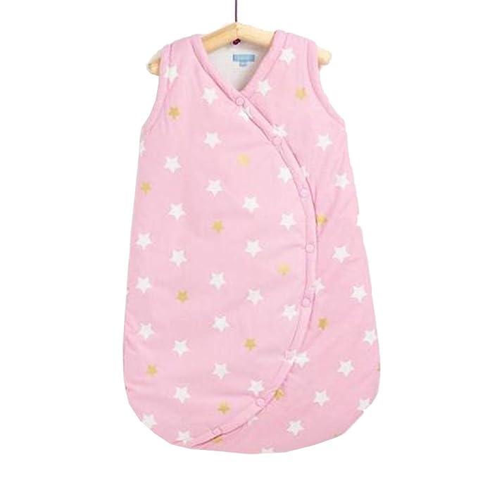 Saco de Dormir Acolchado de una Pieza para bebé: Amazon.es: Ropa y accesorios