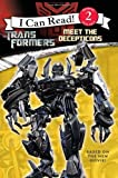img - for Transformers: Meet the Decepticons (I Can Read - Level 2 (Quality)) book / textbook / text book