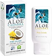 Aloe Cadabra Personal Lube Edible Lubricant for Men, Women and Couples 2.5 Ounce