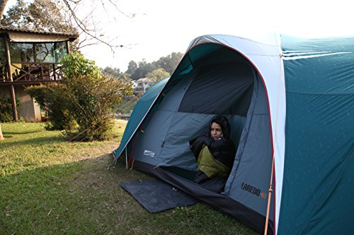 NTK Laredo GT 8 to 9 Person 10 by 15 Foot Sport Camping ...
