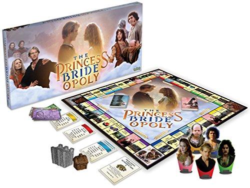 Princess Bride Opoly Board Game