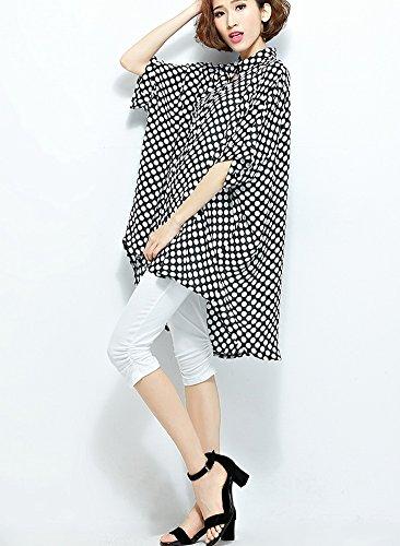 M-Bedy - Camisas - Gabardina - Floral - para mujer estilo7