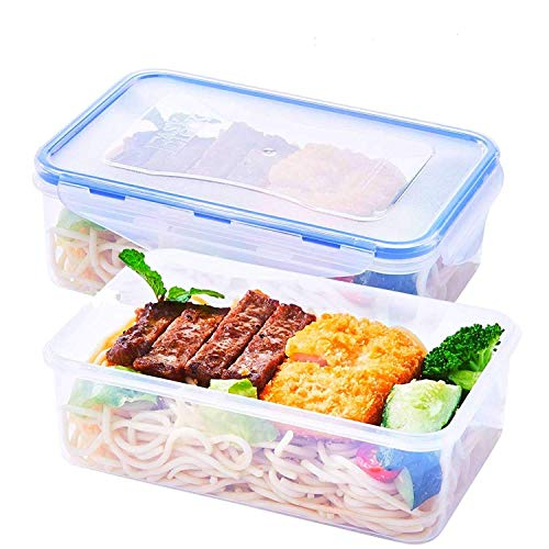 ARDAKI Bread Box, Airtight Food Storage Container, Lock and Seal | Home and Kitchen |Storage and Containers – 3800ml