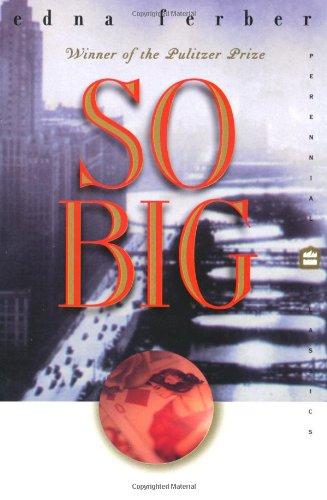 So Big (Perennial Classics) pdf