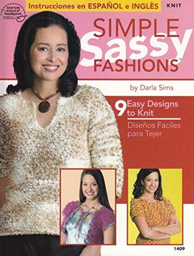 Simple Sassy Fashions by Brand: ASN Publishing