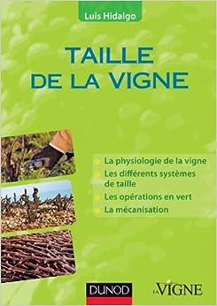 Book's Cover of Taille de la vigne (Français) Broché – 20 septembre 2012