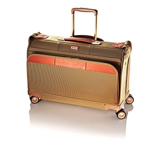 (Hartmann Ratio Classic Deluxe Carry On Glider Garment Bag in Safari)